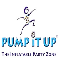 Pump it Up Birthday Party Places for Kids in Maryland