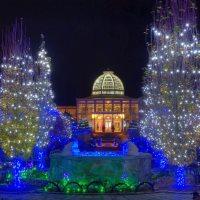 Brookside Gardens Arboretums in Maryland