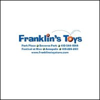 Franklins Toys Fun Toy Stores in Maryland