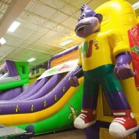 Monkey Joes Kids Birthday Party Places In Maryland