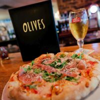 Olives Ristorante and Lounge Sophisticated Lounges in MD