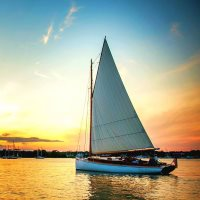 Sail Selina II Intimate Dinner Cruises in St Michaels MD