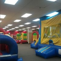 The Big House of Bounce Play Places for Kids in Maryland