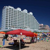 Hilton Ocean City Oceanfront Suites Maryland Beach Stays MD