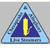 Chesapeake & Allegheny Live Steamers Day Trips for kids in MD
