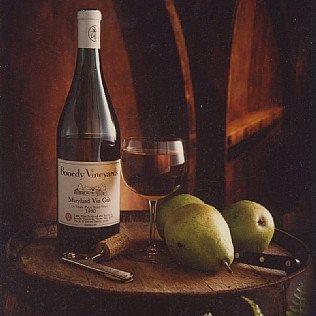 Boordy Vineyards Best Wineries in Maryland