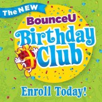 Bounce U 1st Birthday Party Places in MD