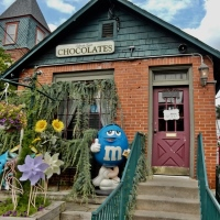 North East Chocoolates candy stores with handmade treats in MD